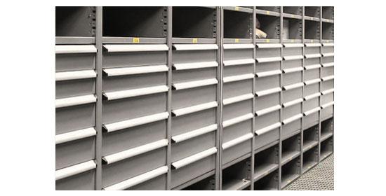 Calgary Storage Drawers