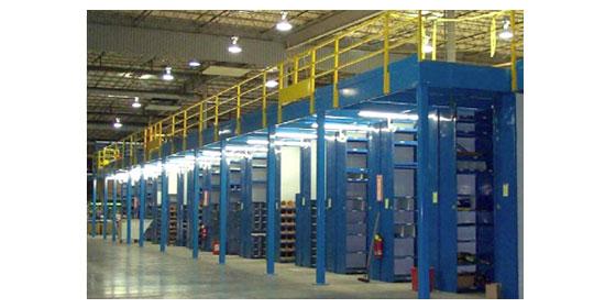 Calgary Mezzanine Systems