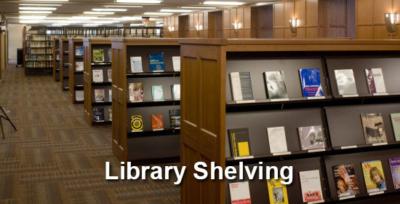 Library Shelving Calgary