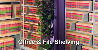 Office & File Shelving Calgary