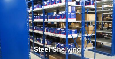 Steel Shelving Calgary