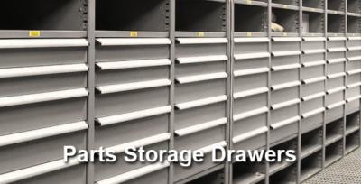 Parts Storage Drawers Calgary