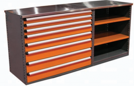 Parts Storage Drawers