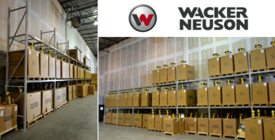 Wacker Neuson Racking