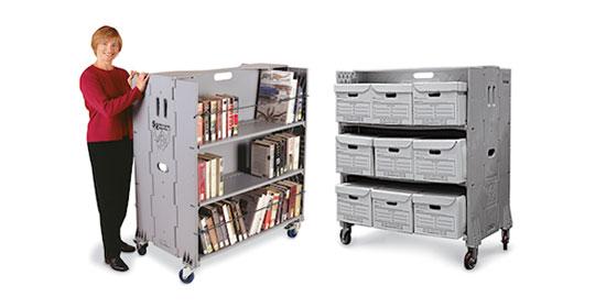 Calgary File Carts